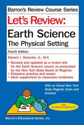 Let's Review Earth Science By Denecke, Edward J., Jr.